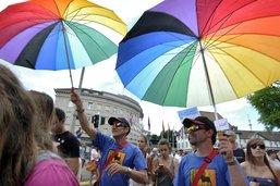 Gay Pride 2022 à Bulle