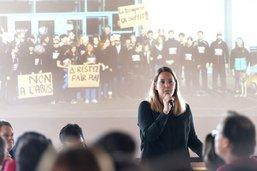 Il y a eu 354 grévistes dans la fonction publique le 4 mars