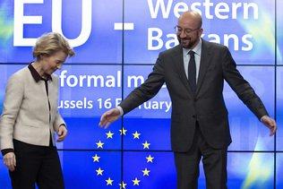 "Elargissement: discussion ""franche"" entre l'UE et les Balkans"