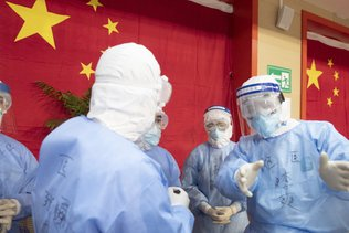 Le bilan en Chine approche les 1'900 morts