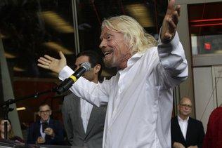 Le milliardaire Richard Branson lance les croisières Virgin Voyages