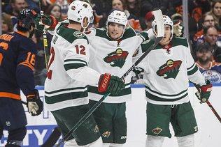 NHL: Kevin Fiala encore