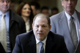 Harvey Weinstein coupable d'agression sexuelle et de viol