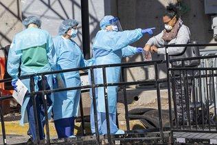 L'Europe et les Etats-Unis dans la tourmente face au coronavirus