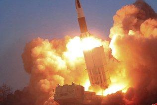 """La Corée du Nord tire """"un projectile non identifié"""""""