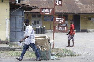 Nigeria: confinement total à Abuja et Lagos contre le coronavirus