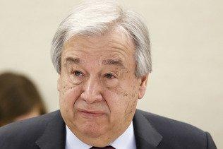 La pire crise mondiale depuis 1945, selon le chef de l'ONU