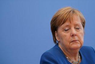 Allemagne: la chancelière Angela Merkel sort de sa quarantaine