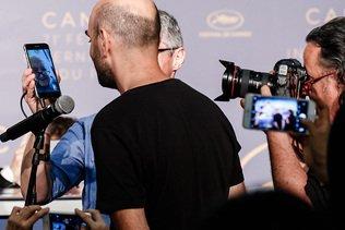 Jean-Luc Godard en live mardi sur le compte Instagram de l'ECAL