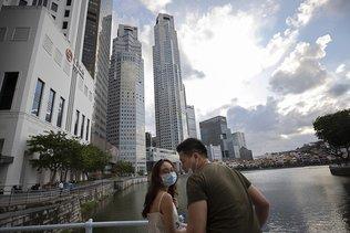 """Singapour: hausse du nombre de cas de coronavirus, signe d'une """"deuxième vague"""""""
