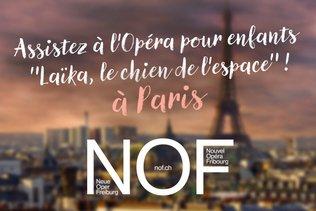 [CONCOURS LECTEURS] Gagnez 1 voyage en famille à Paris !