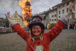 Quelque 9000 entrées payantes au cortège du Carnaval des Bolzes