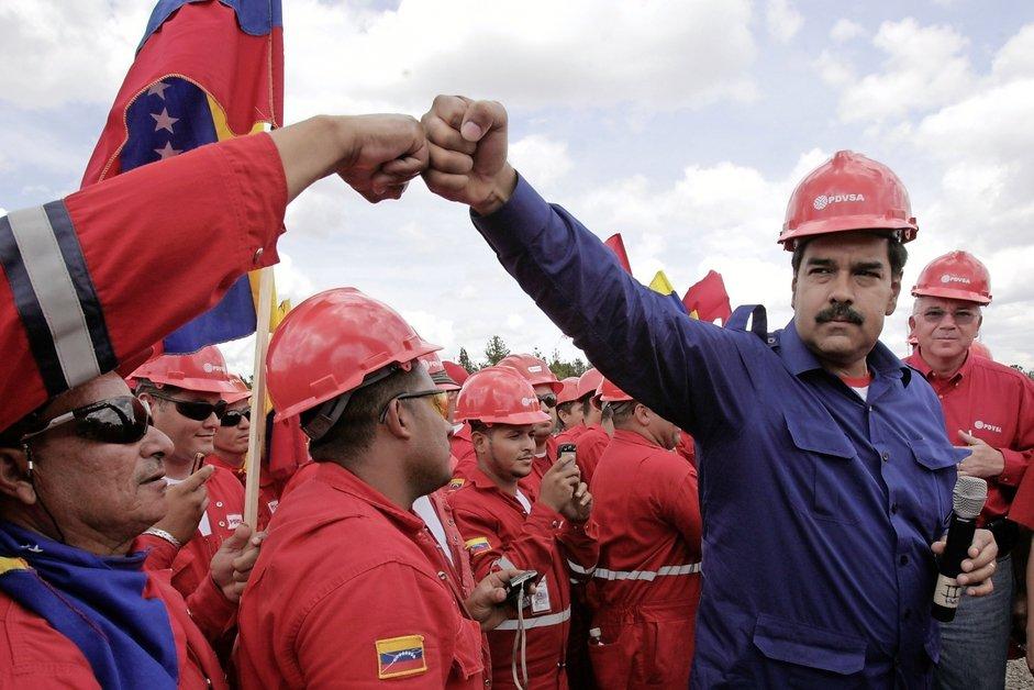 Pillage au Venezuela