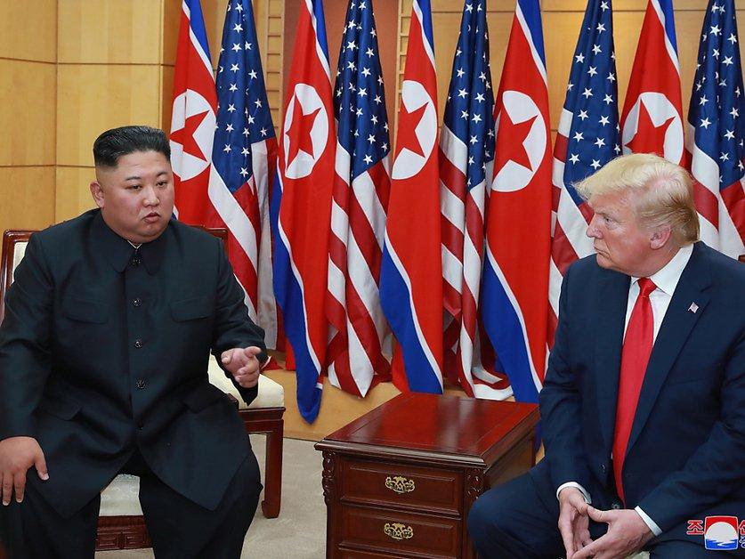 La Corée du Nord menace de stopper le dialogue avec les Etats-Unis