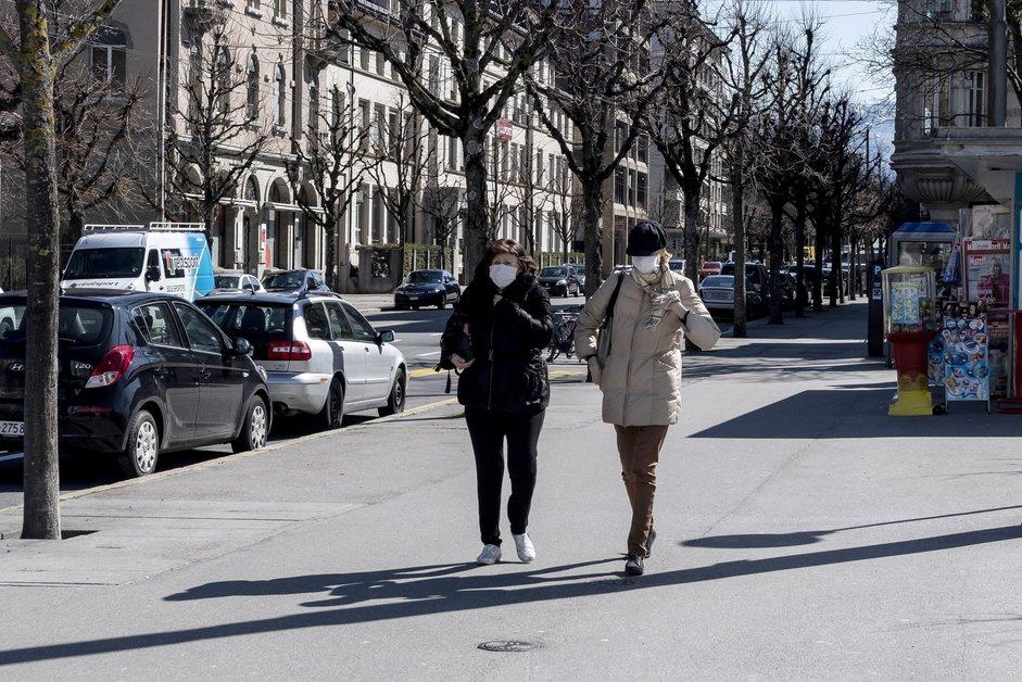 Fribourg en temps de coronavirus