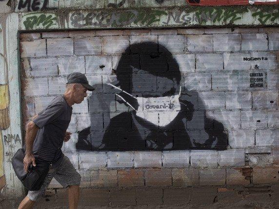 Le Brésil franchit le seuil des 15'000 morts