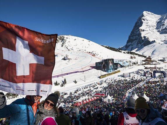 Swiss Ski trace les courses du Lauberhorn de son calendrier   La