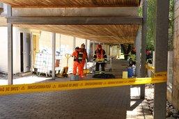 Accident chimique à Estavayer-le-Lac