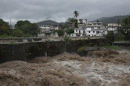 La tempête tropicale Amanda frappe le Salvador et le Guatemala