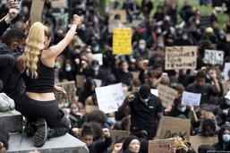Plus de 2000 manifestants à Lausanne contre le racisme