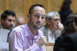 Mathias Reynard renonce à la présidence du PS