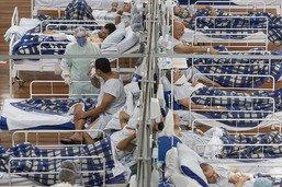 Le Covid-19 continue de se répandre fortement au Brésil