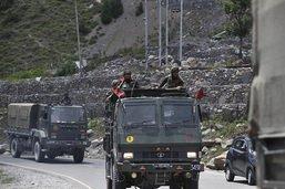 Heurts frontaliers: la Chine libère 10 soldats indiens