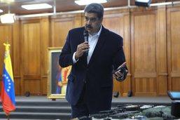"""Maduro se dit """"prêt"""" à discuter avec Trump"""