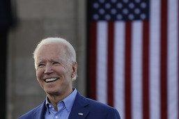 Biden acceptera sa nomination en personne