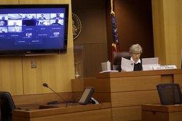 Noir tué à Atlanta: caution de 500'000 dollars pour l'agent inculpé