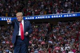 Flambée de cas à Tulsa après le meeting de Donald Trump