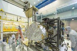 Le lancement du télescope spatial James Webb repoussé à octobre