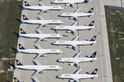 Le sauvetage de Lufthansa contesté