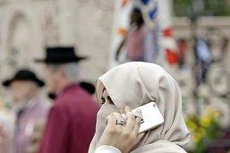 L'initiative antiburqa se fait bâcher