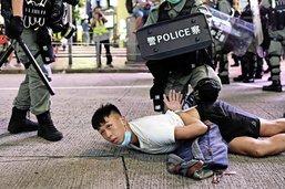 Les opposants hongkongais en danger