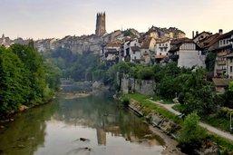 La ville de Fribourg dans les chiffres noirs