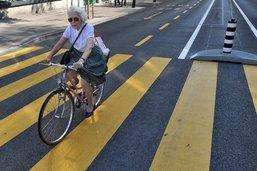 Le boulevard de Pérolles aura sa piste cyclable