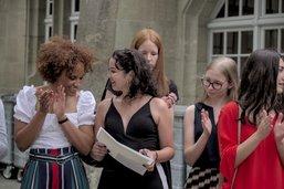 Remise des diplômes au Collège Saint-Michel