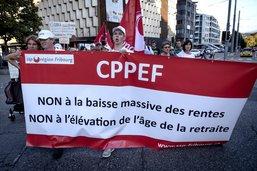 Une motion populaire pour les retraites des employés de l'Etat