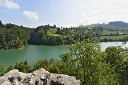 Une nageuse retrouvée sans vie dans le lac de la Gruyère