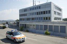 Le poste de police de Granges-Paccot rouvert au public