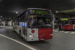 Des bus régionaux trop souvent bloqués