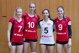 Sept Power Cats appelées en équipe nationale