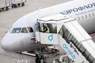 Aeroflot: le nombre de passagers transportés s'effondre en avril