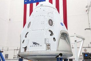 Météo incertaine pour le lancement d'astronautes par SpaceX