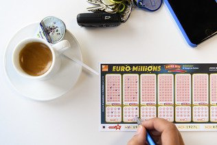 Euro Millions: deux joueurs remportent 19,7 millions de francs