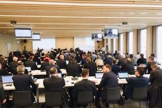 Le Grand Conseil fribourgeois déménage pour la deuxième fois