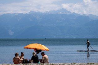 """Retour à une """"nouvelle normalité"""" en Suisse"""