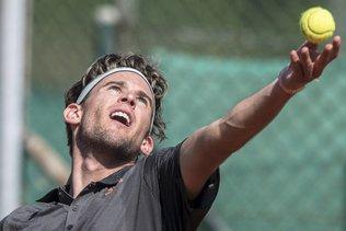 Thiem va organiser un tournoi mi-juillet à Kitzbühel