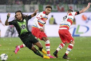 Un but de Mbabu n'empêche pas la défaite de Wolfsburg